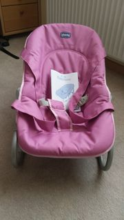Chicco Easy Relax Babywippe Pink