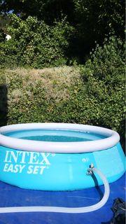 Intex Pool inkl Pumpe 3