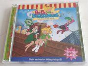 Kinder CD Hörspiel Bibi Blocksberg
