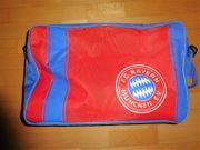 Sporttasche mit FCB Aufdruck