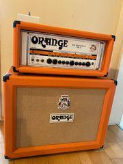 Orange Rockerverb 50 MkII 2x12er