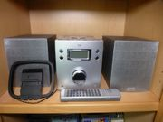 TCM Micro-Stereoanlage CD-Radio