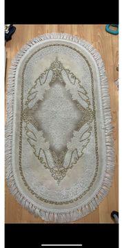 Teppich oval