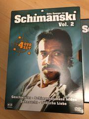 DVD Set mit 4 DVD