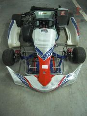 Mach1 Rennkart mit Rotax Max