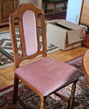 Esszimmertisch mit 4 Stühle
