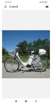 Damen City E Bike