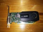 NVIDIA Quadro K600 Grafikkarte