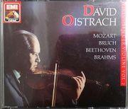 SUCHE EMI 4CD DAVID OISTRACH
