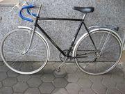 Oldtimer Rennrad 28 mit 8