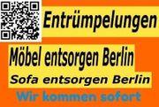 Pauschal Haushaltsauflösungen Berlin BSR Express