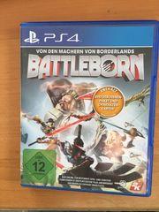 PS4 Spiel Battleborn