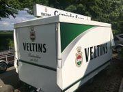 Veltins Bierwagen Ausschankwagen Verkaufsanhänger Esselman