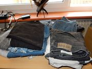 18 Jeanshosen für Upcycling für