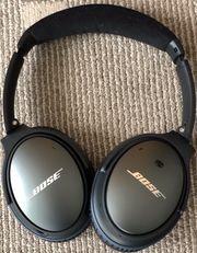 Bose QuietComfort 25 Acoustic Noise