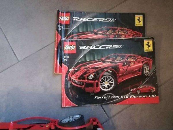 Verkaufe Lego Technik Racer Ferrari