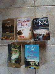 5 x Bücher Serie Charlotte