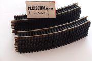 Fleischmann HO Gleise 6025 gebogen