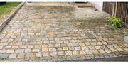 Granit Pflastersteine groß 15 x