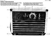 ESAB LHD 400 Schweißgerät Gleichrichter