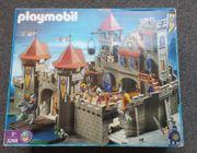 Playmobil große Königsritterburg Nr 3268
