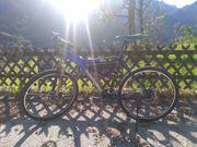 MTB Fahrrad der Marke MONGOOSE