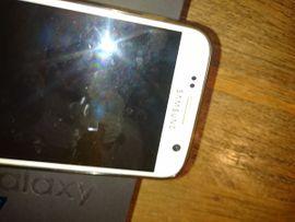 Samsung Handy - Samsung Galaxy S7 glasschade