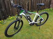 e bike mountainbike Benelli Tagete