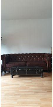 schöne Chesterfield Couch