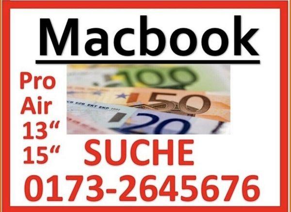 Suche Apple Macbook Air Pro