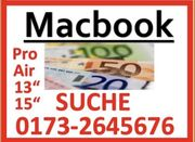 Suche Apple Macbook Air Pro