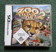 Zoo Tycoon 2 Nintendo DS