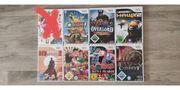 Diverse Wii Spiele - Stück 15