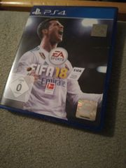 Fifa 18 ps4 Hülle