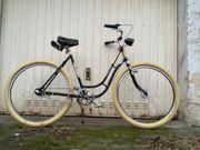 Damenrad Damenfahrrad Fahrrad Retro