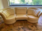 2 x Sofa plus Hocker