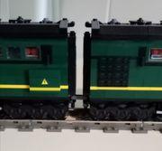 LEGO 9VOLT LOKOMOTIVE