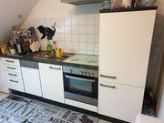 Gut erhaltene Küchenzeile ab Februar