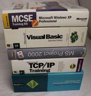 14 x IT- und Informatik-Bücher