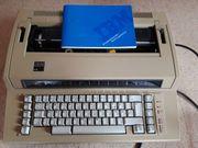 IBM elektrische Schreibmaschine 6715