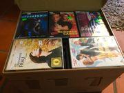 100 DVD s dieverse Filme