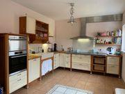 Einbauküche Landhausküche mit Elektrogeräte