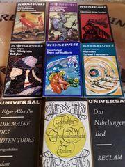 Kompass-Bücher aus DDR Zeiten