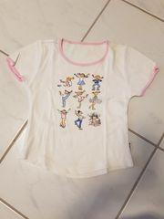 Jako-O T-Shirt Ballett Gr 104