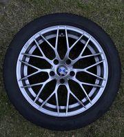 5-er BMW F10 Satz Sommerräder