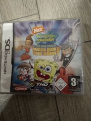 Nintendo DS Spiel SpongeBob Schwammkopf