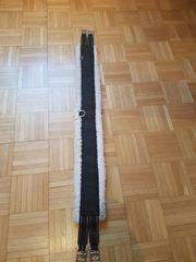 Shires Fleece Sattelgurt 130 cm