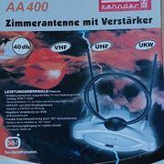 DVB-T Antenne und anderes Zeug
