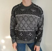 Vintage Pulli Pullover Strickjacke Cardigan