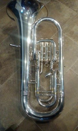 Blasinstrumente - B Euphonium Yamaha 621S